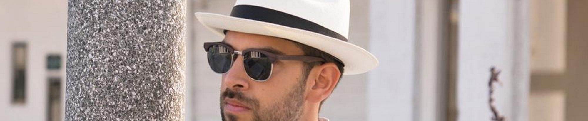 Hatte i Panama Hatte hos The Prince Webshop