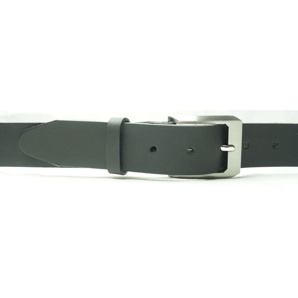 2b79474313b Køb Læder Bælte - Jack - Sort fremstillet af 100% Læder og Metal i ...