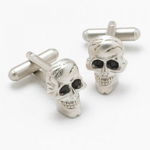 Skull / Scull / Dødninghovede i Sølv