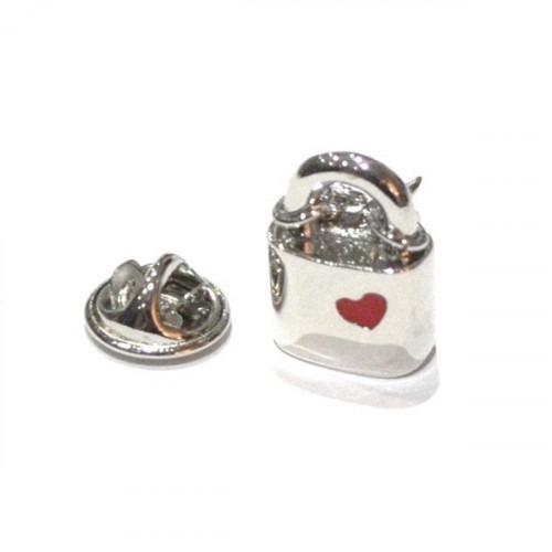 Pin Heart Padlock