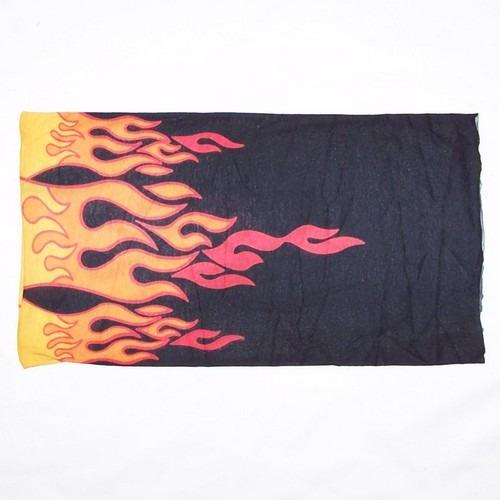 12i1 hovedbeklædning - Flammer Store Sort
