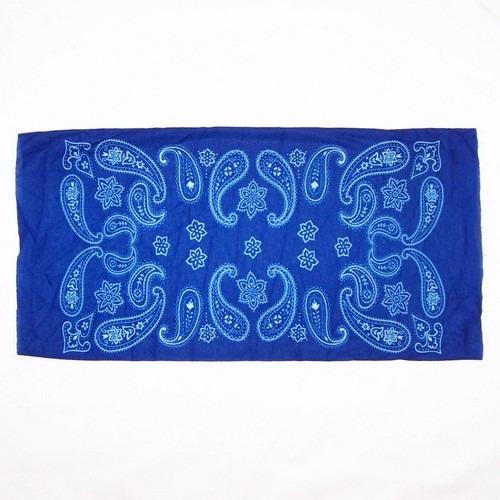12i1 hovedbeklædning - Paisley Blå