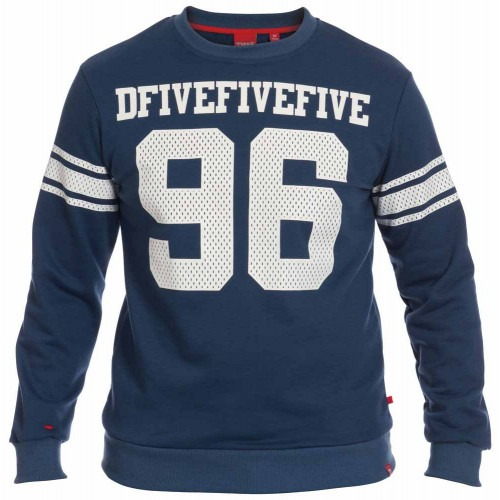 D555 Hutton Sweat Shirt Lang