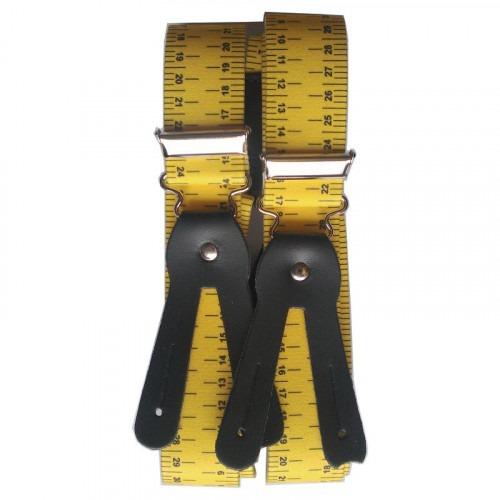 Den PopulæreTommestoksele - Nu med Y ryg og Læderstropper til knapper