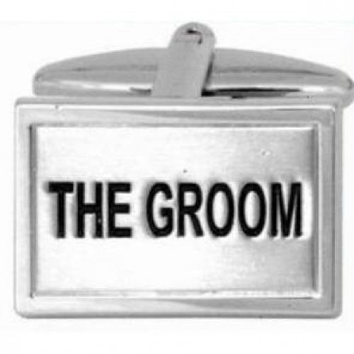 Bryllups-Manchetknapper The Groom
