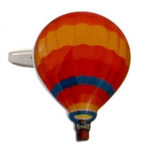 Manchetknapper Varmluftsballon