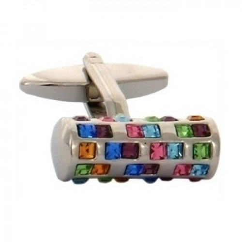Manchetknapper A Colorful Tupe