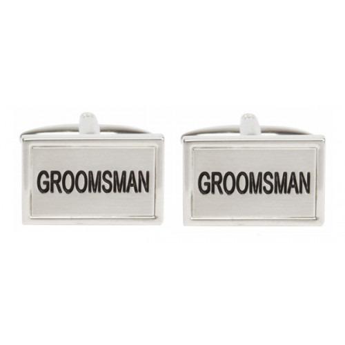 Groomsman Forlover Manchetknapper