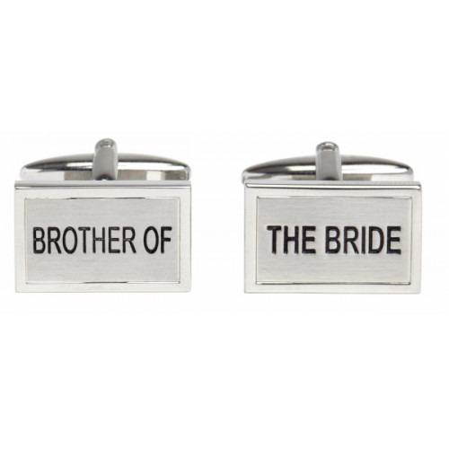Manchetknapper til Brudens Bror