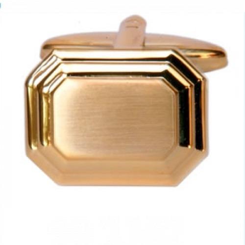 Manchetknapper Boston Gold