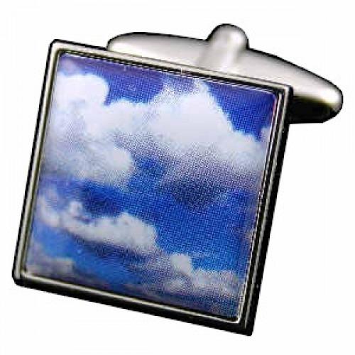 Manchetknapper Sky - Clouds