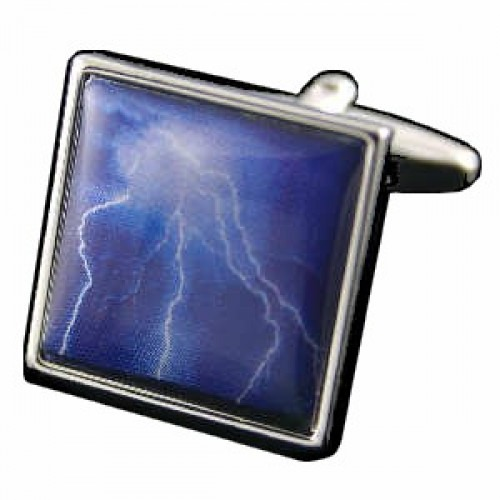 Manchetknapper Sky - Lightning