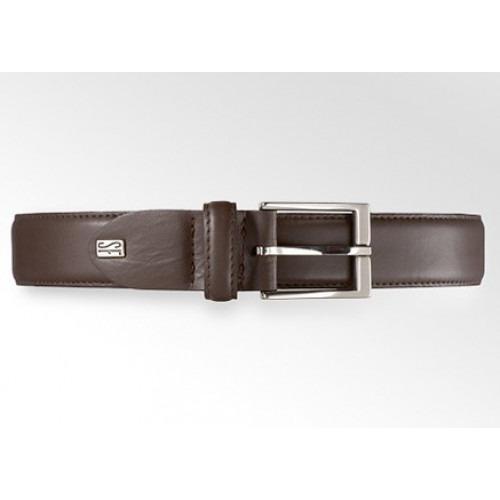 Bælte Classic Vario 80-125 cm Mørkebrun