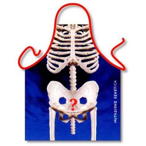 Sjovt Skelet Forklæde