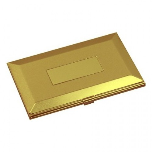 Vertex Kortholder Alu Alabama Gold