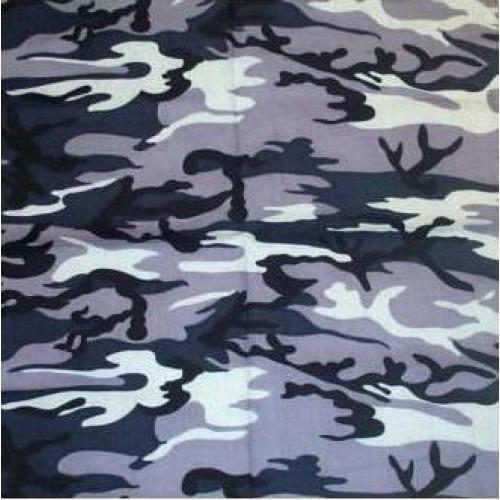 Bandana Urban Camouflage