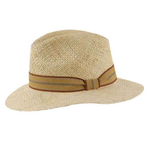 MJM Bilbao Panama Hat Natural