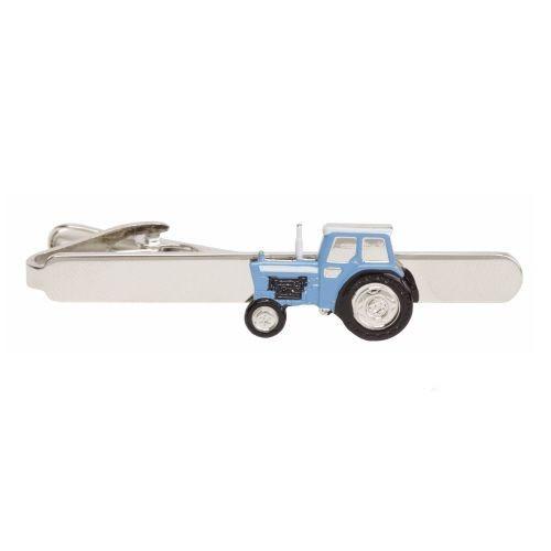 Slipseholder Blå Traktor