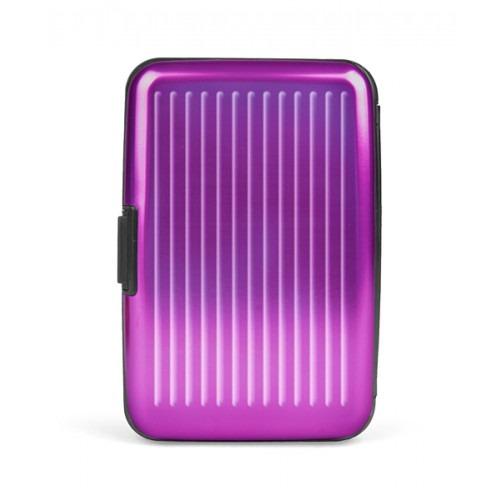 Card-Guard Kortholder - Lilla Aluminium