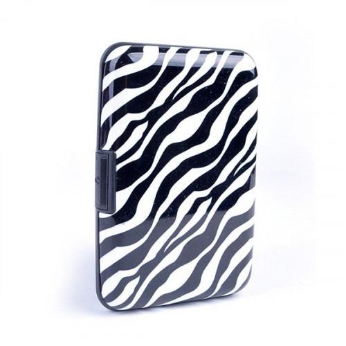 Card-Guard Kortholder - Zebra Stribet