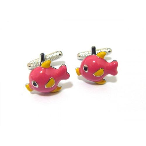 Find både Nemo og Fun Fish Manchetknapper