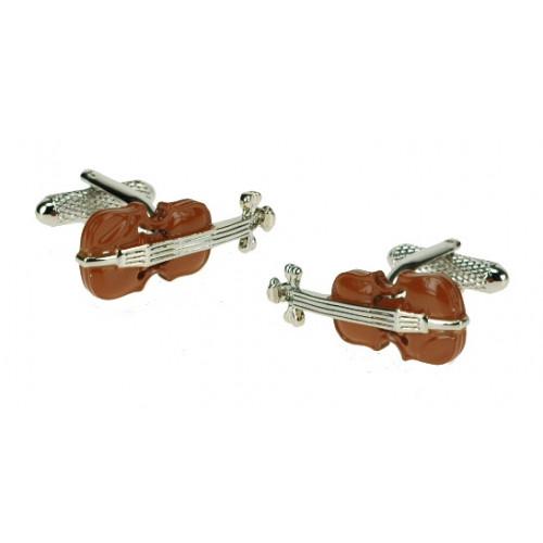 Flotte Violin Manchetknapper
