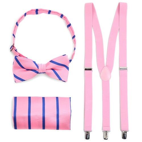 Party Sæt - Pink Striber