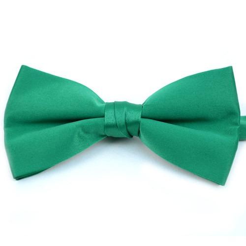 Grøn Satin Butterfly
