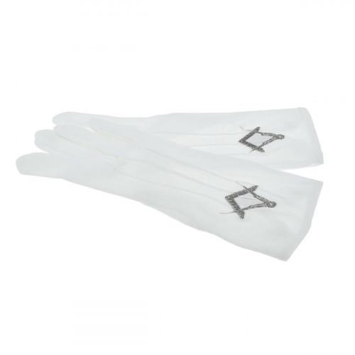 Hvide Frimurer Loge Handsker