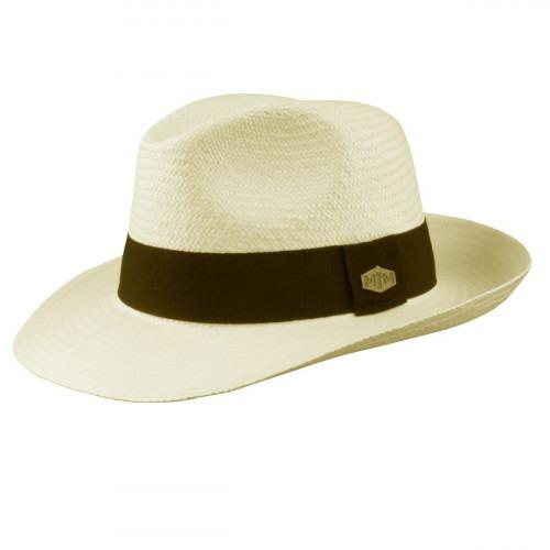 MJM Lopez Panama Hat Natural