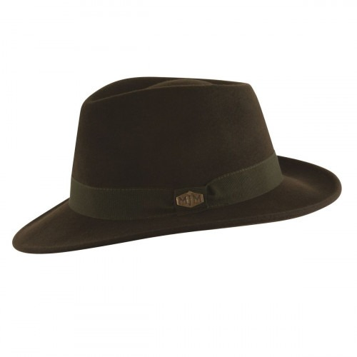 MJM Loden Filt Hat