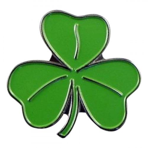 Irish Shamrock Hatte Pin