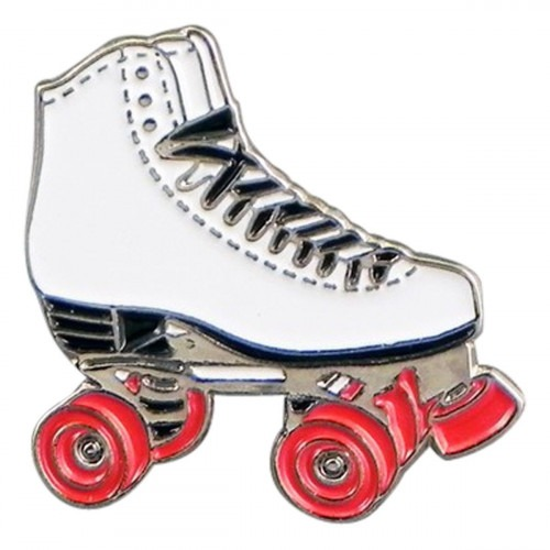 Retro Skate Pin