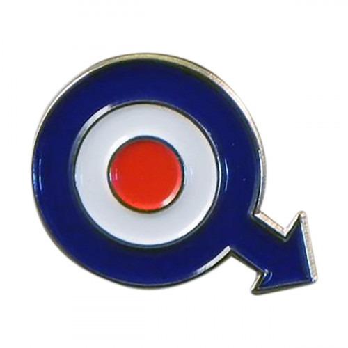 RAF Arrow Hatte Pin
