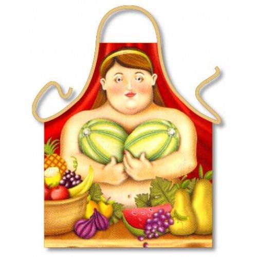 Kvinden med Frugterne