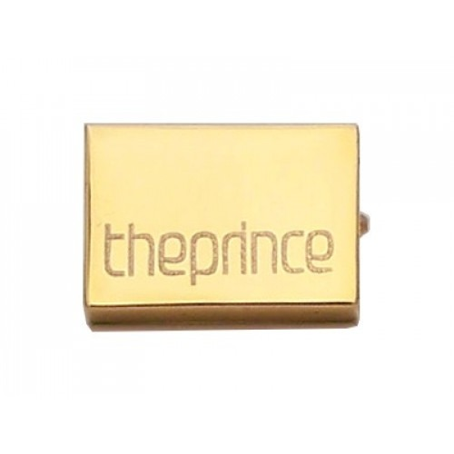 The Prince's Own Gold Cufflinks