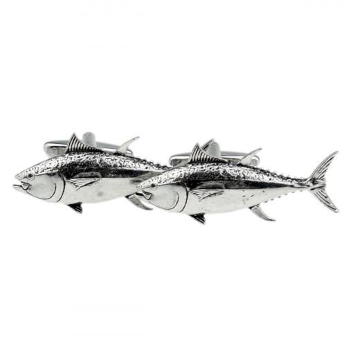 Tun Fiske Manchetknapper