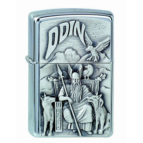 Vikinge Odin Zippo Lighter