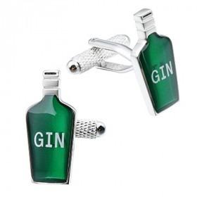 Gin-elsker manchetknapper