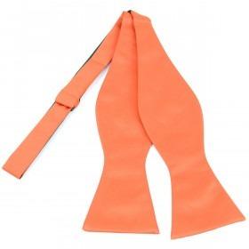 Orangefarvet selvbinder butterfly