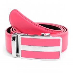 Pink Herrebælte med Slide & Lock System