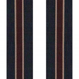 Brede Seler - Brede Striber - Navyblå