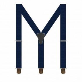 Marineblå Y Seler