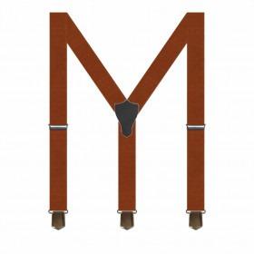 Rustbrune Herre Seler med Y ryg