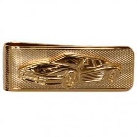 Pengeclips Guld Ferrari