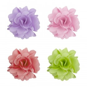 4 Pak Revers Blomster - Spring