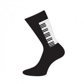 Sokker til pianospilleren og klaverbokseren