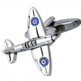 Manchetknapper Spitfire Fly