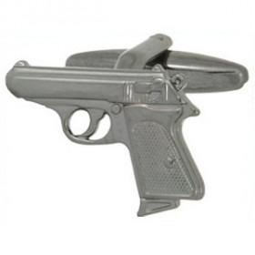 Walther PPK Pistol Manchetknapper