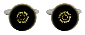Manchetknapper Bowling Ball Cuff Links